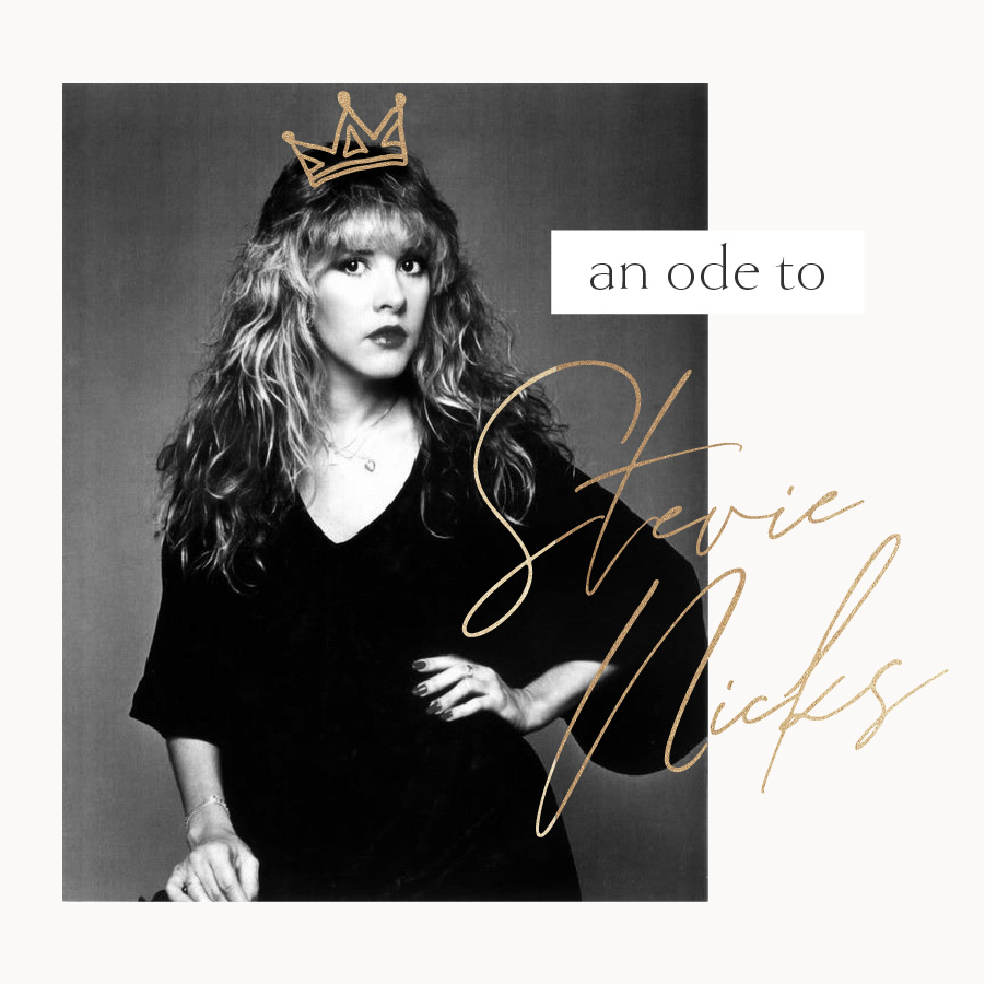 Musings from my Muse: An Ode to Stevie Nicks